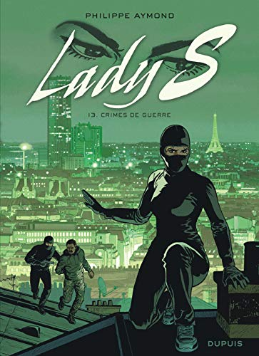 LADY S N°13.CRIMES DE GUERRE